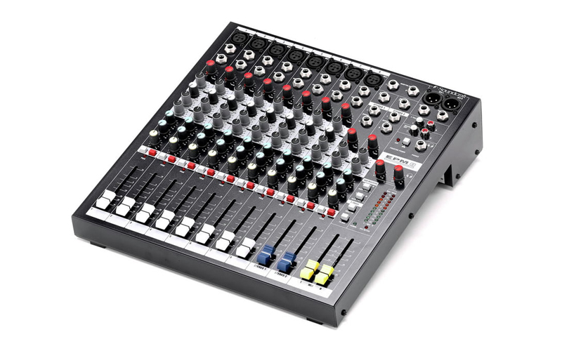 Soundcraft EPM 8 | 8-Kanal-Mischpult, analog