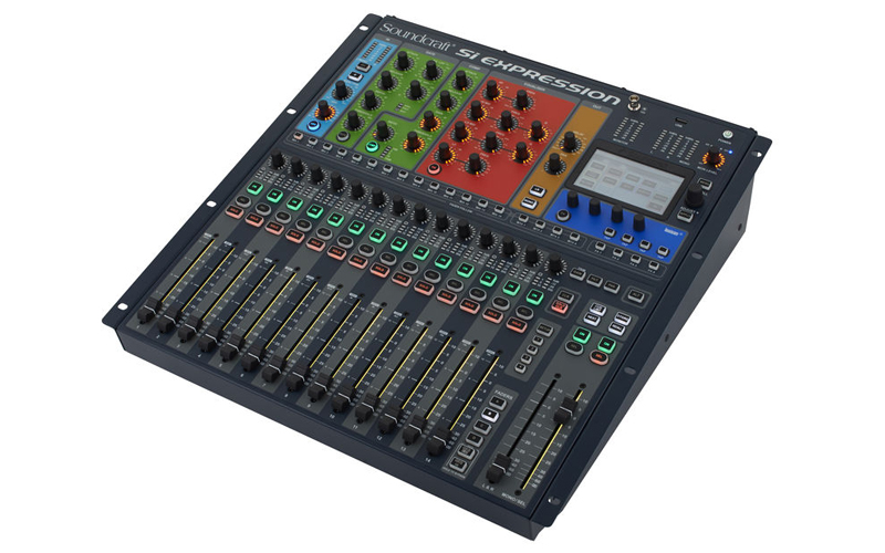 Soundcraft Si Expression 1 | Digitalmischpult