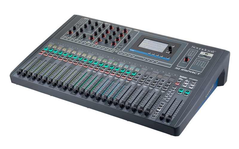 Soundcraft Si Impact | Digitalmischpult