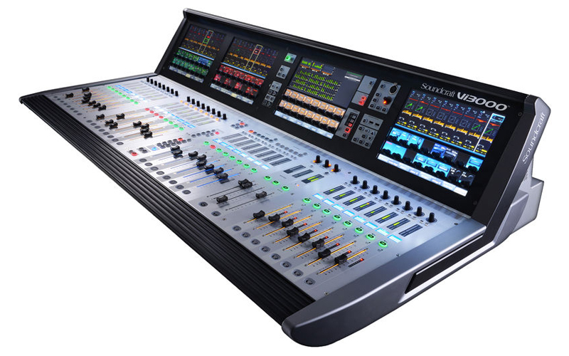 Soundcraft Vi 3000 | Digitalmischpult