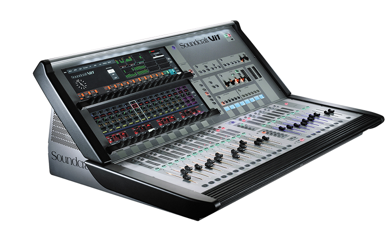 Soundcraft Vi 1 | Digitalmischpult